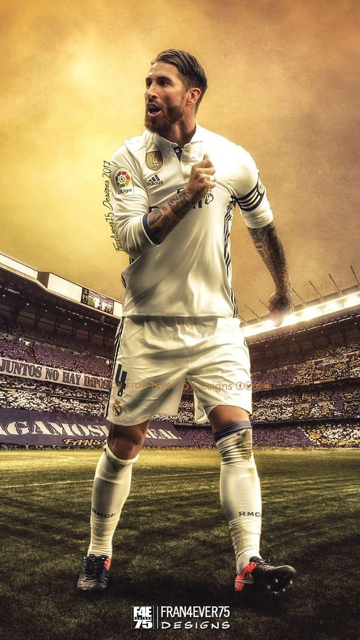 Real Madrid Wallpaper Hd Sergio Ramos Capit 225 N Real Madrid