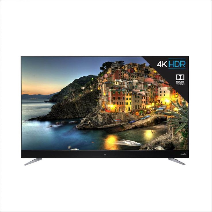TCL 75C807 75-Inch 4K Ultra HD LED TV