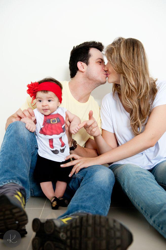 Sessão de fotos de natal #família #bebe