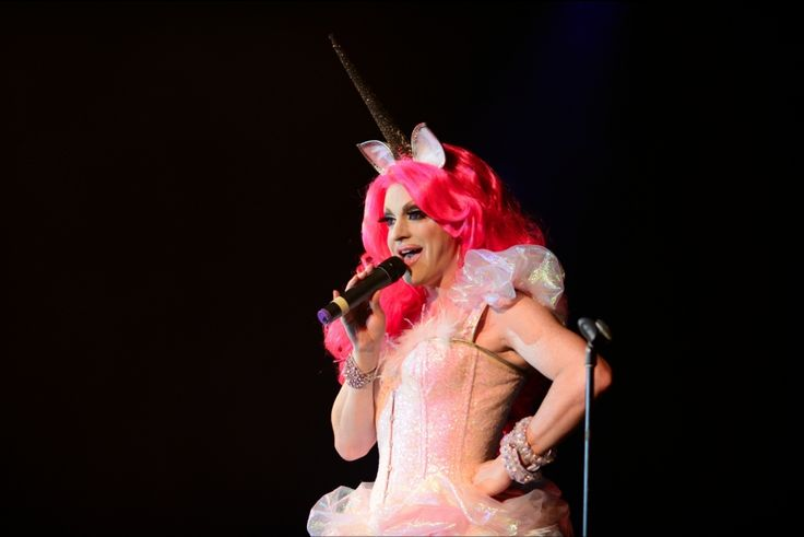 RuPaul's Drag Race contestant Pandora Box performed at Vancouver Pride!  More on dailyxtra.com  #queerarts #dragshow #dragqueen #LGBT #LGBTQ