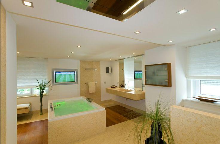Гидромассажные ванны, минибассейны Pamos: Гидромассажные ванны #hogart_art #interiordesign #design #apartment #house #bathroom #bathtub #pamos #shower #sink #bathroom #bigbath