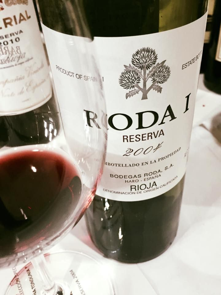 El Alma del Vino.: Bodegas Roda Roda I Reserva 2004.