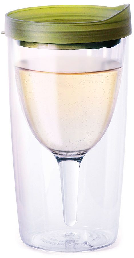 This is a thing I absolutely need.: Gift Ideas, Sippy Cups, Wine Glass, Acrylic, Wine Tumblers, Products