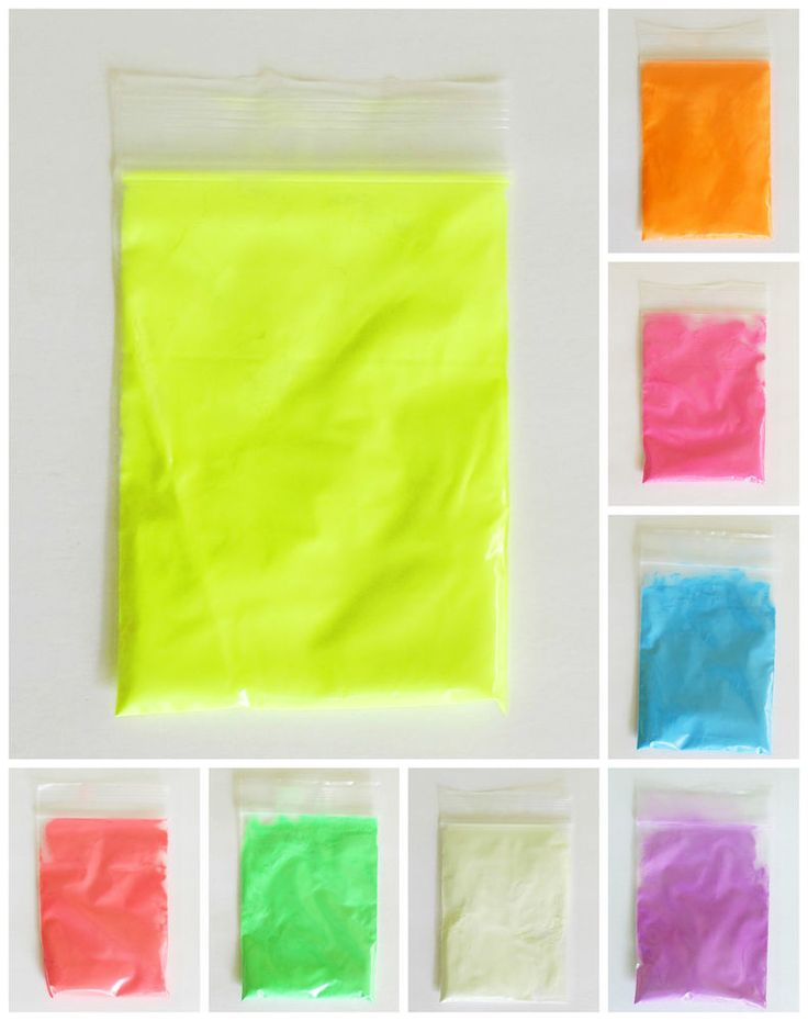 Details about day glow in the dark powder pigment resin for Glow in the dark resin