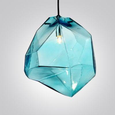 Best 25+ Blue pendant light ideas on Pinterest   Glass ...