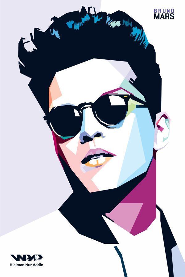 Bruno Mars on WPAP