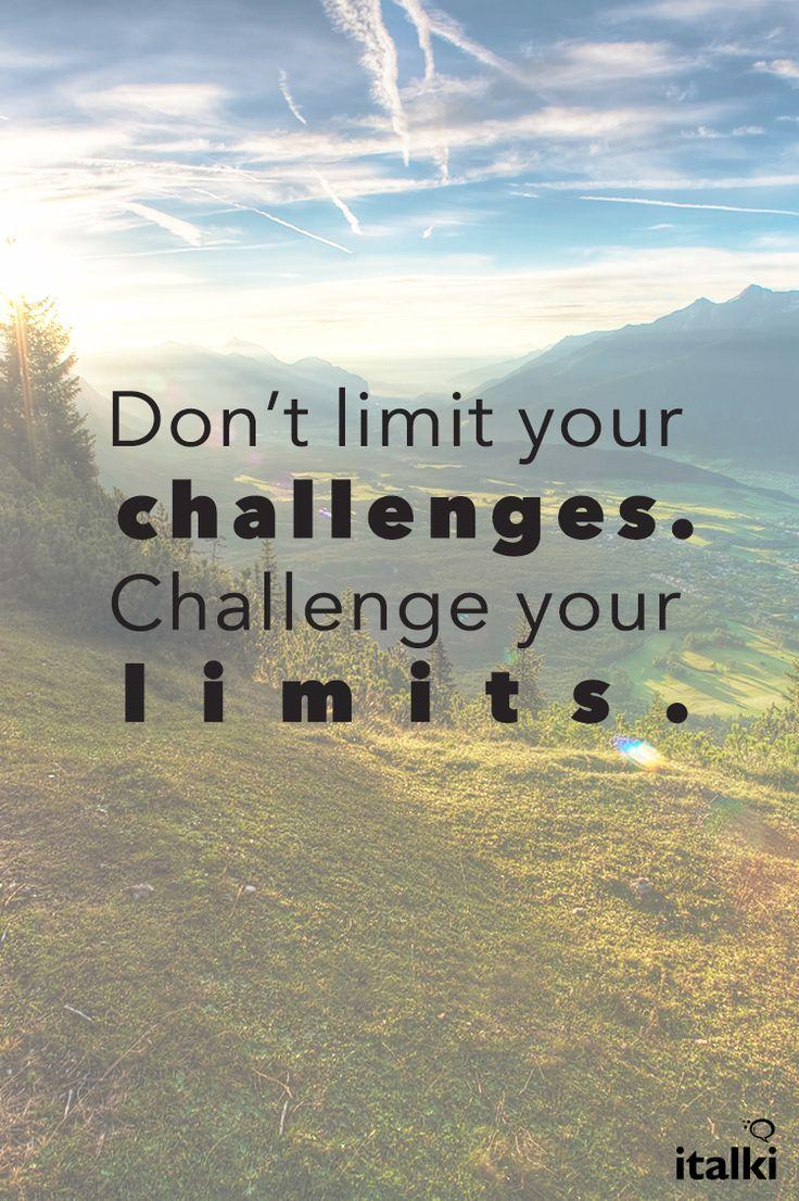Challenge your limits and take The italki Language Challenge!