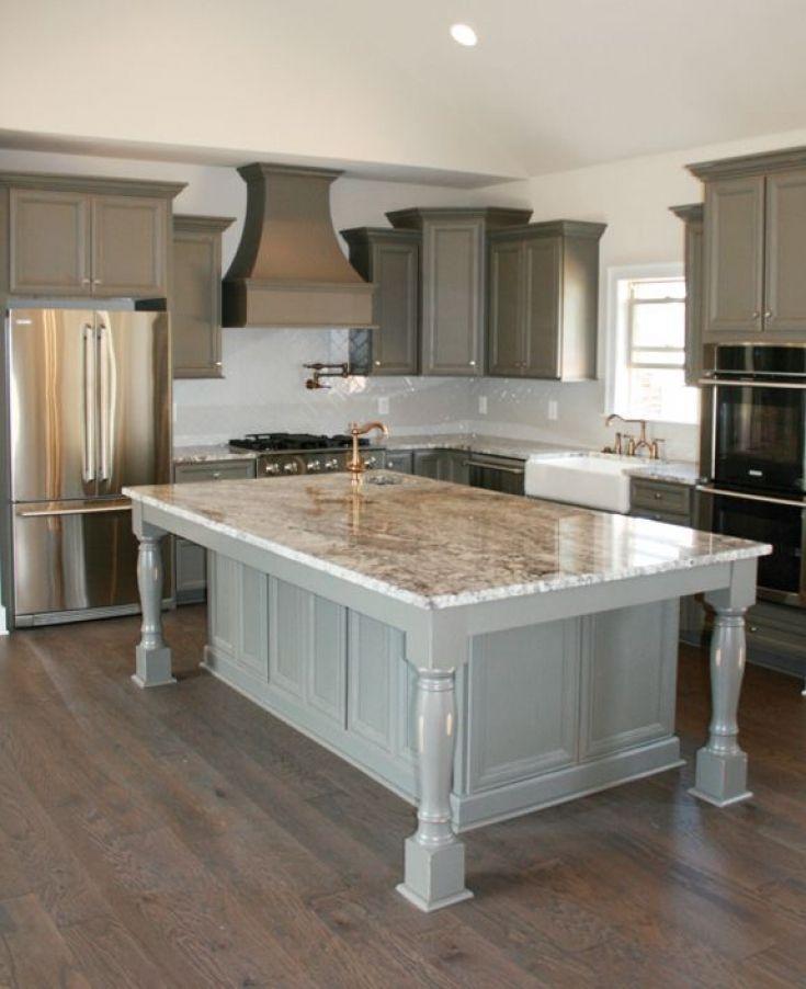 Creative Kitchen Island Seats 6 Kitchendesign6 4 Modern Kitchen