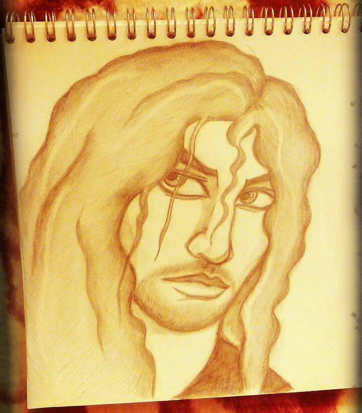 "Кили, фильм ""Хоббит"" #myart #kili #thehobbit #sketch"