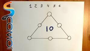 Resultado de imagen de acertijos matematicos resueltos