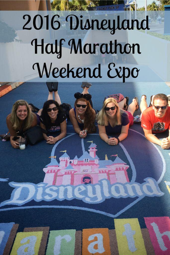 2016 Disneyland Half Marathon Weekend Expo Recap