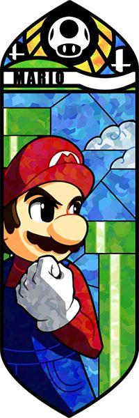 Smash Bros - Mario by Quas-quas.deviantart.com on @deviantART