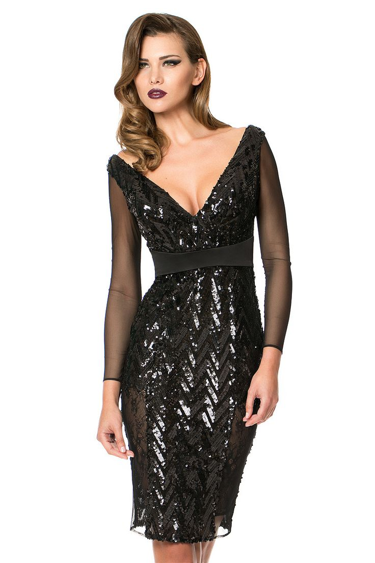 Unique. Exquisite. Little Black Dress. The perfect dress for any occasion.