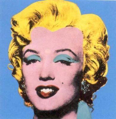 'Marilyn' Andy Warhol