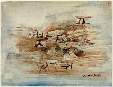 Les 156 meilleures images du tableau zao wou ki 1920 2013 for Aquarelliste chinois