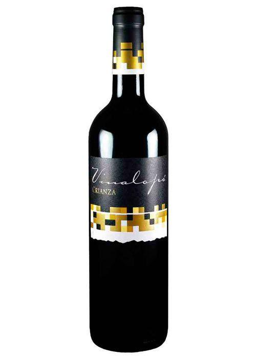 Vinalopó #Crianza de la Bodega Cooperativa Nuestra Señora de las Virtudes  http://www.vinosalicantedop.org/bodegas/