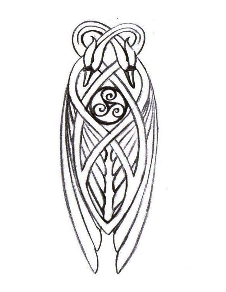 my next tattoo.  My children's Celtic birth sign