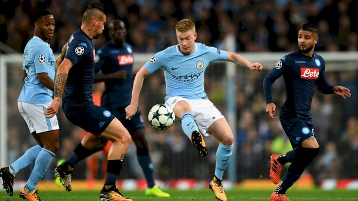 KDB causes more panic in the Napoli defensive ranks