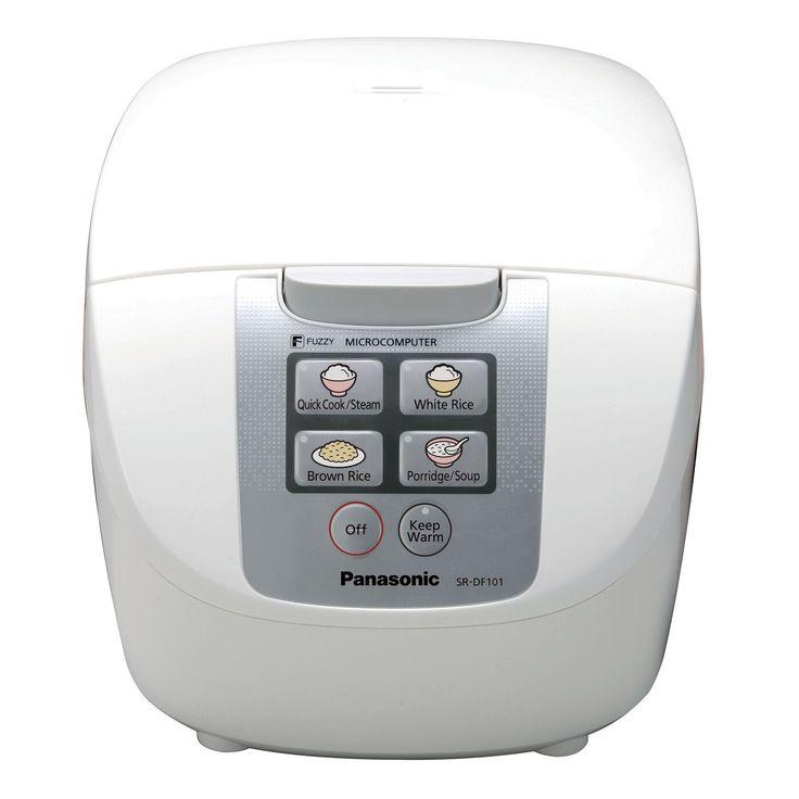 Panasonic Microcomputer Fuzzy Logic 5-cup Rice Cooker