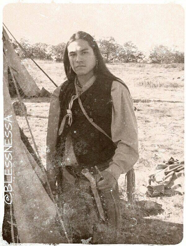 Eddie Spears - Kul Wicasa Oyate Lakota