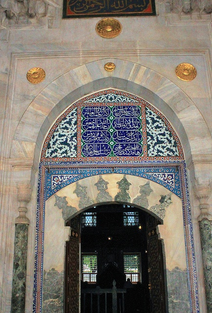 Istanbul: Mausoleum of Sultan Selim II by zug55, via Flickr