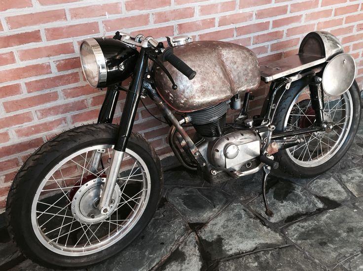22 best gilera 150 images on pinterest | vintage motorcycles, cafe
