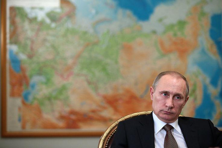 Путин надеется, что до войны с Украиной «никогда не дойдет»