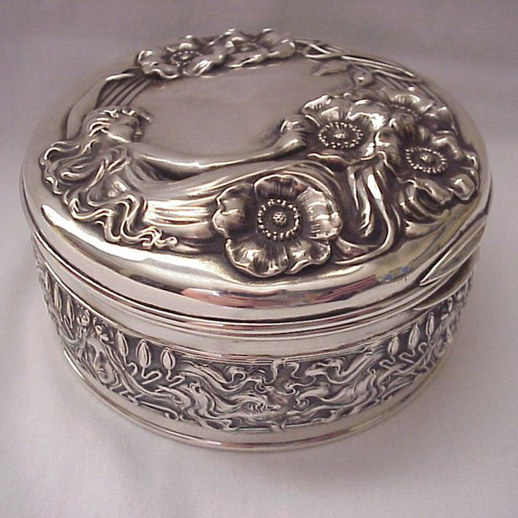 1000 Images About Unger Brothers Silver On Pinterest
