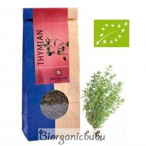 Ceai ecologic de cimbru de cultura vrac, 70 g