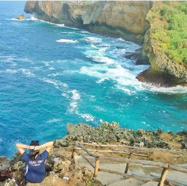 Pantai Ngeden, Gunung Kidul, Yogyakarta