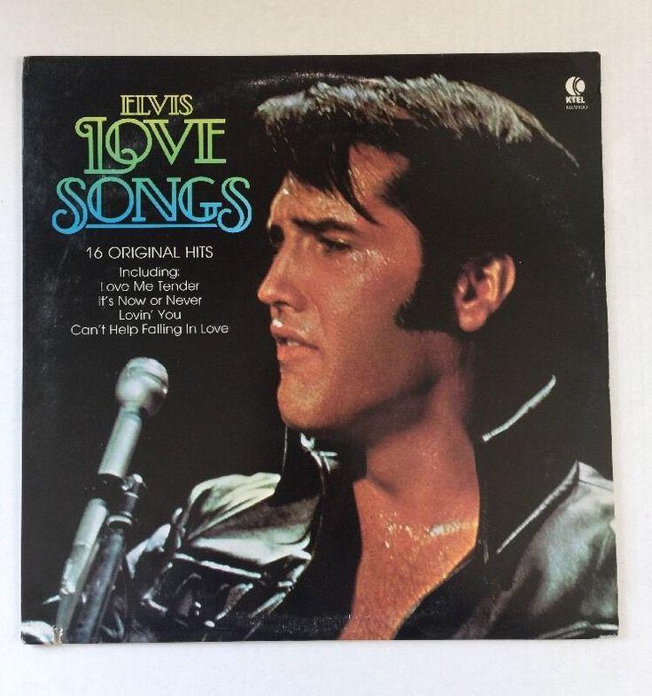 Lyric a little less conversation elvis presley lyrics : 100 best My Favourite Elvis LPs images on Pinterest   Album covers ...