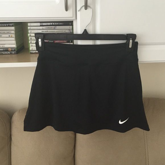 Nike Performance BASELINE Collants black black