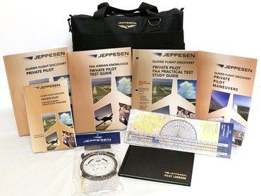 Jeppesen Private Pilot Kit - Part 61