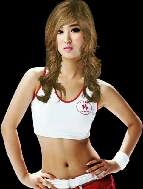 Snsd yuri Perfect 365 App Manip