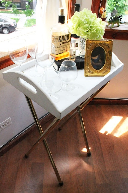 Make your own bar cart projects crafts pinterest for How to build your own bar cheap