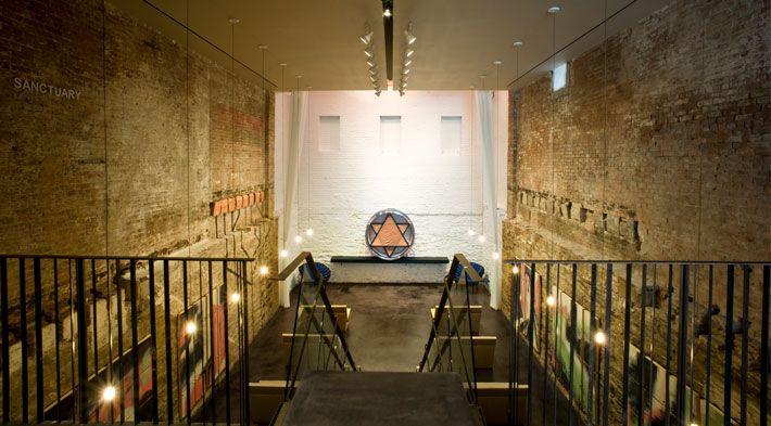 Dror Benshetrit / Soho Synagogue
