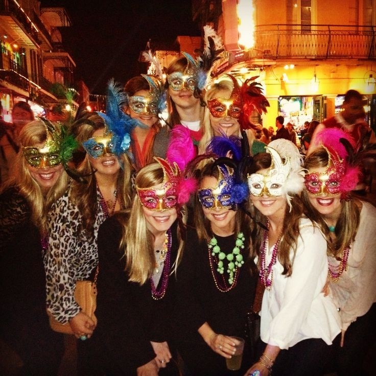 "Bachelorette Weekend In The ""Big Easy"""