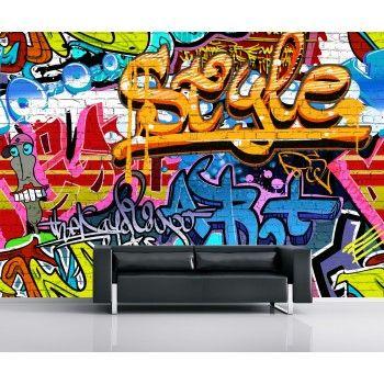 Graffiti Art Wall Mural
