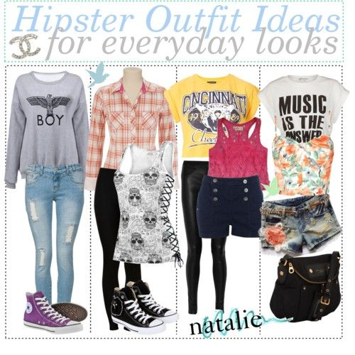 Hipster Outfit Ideas for Girls | HiPSTER OUTFiT IDEAS ; ; - Polyvore