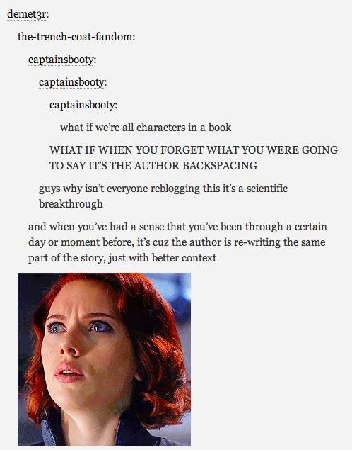 A chill went through my spine, sending goose bumps through my arms… (writer geek moment:// the author is literally the best ever. Think of ALL the characters!) Natasha's face though lol