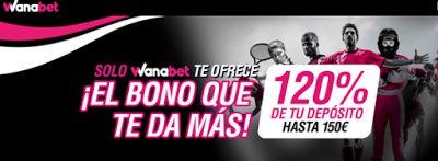 el forero jrvm y todos los bonos de deportes: Código Promocional Wanabet - jrvm bono 150 euros