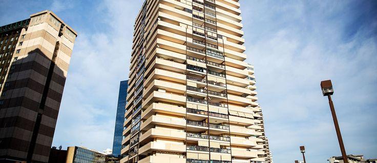 Appartamento di prestigio nel centro direzionale di Napoli