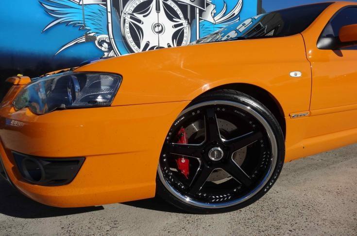 Ford Falcon FPV Rims & Mag Wheels