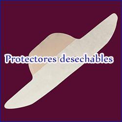 También se consiguen los protectores para los cuellos de tus camisas.