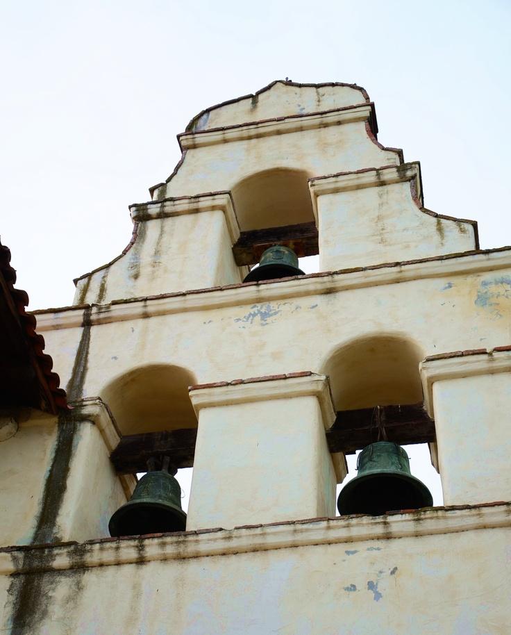 Mission San Juan Bautista - Bell Tower | Explore: Santa ...