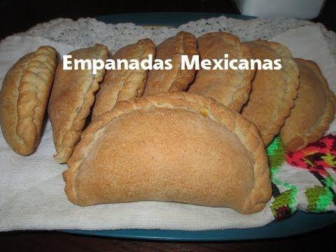 Empanadas Mexicanas de Calabaza - YouTube