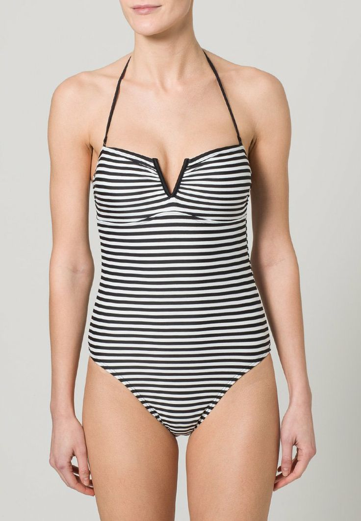 Esprit - ROBINS BEACH - Swimsuit - black
