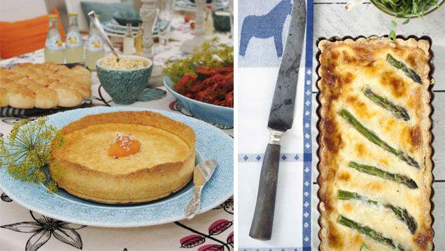 Västerbottenpaj - flera recept