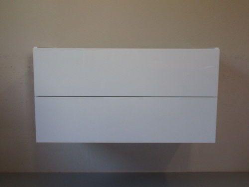Duravit-Vero-100cm-2S-Touch-Waschbecken-Unterschrank-Weiss-Hochglanz-pass-zu