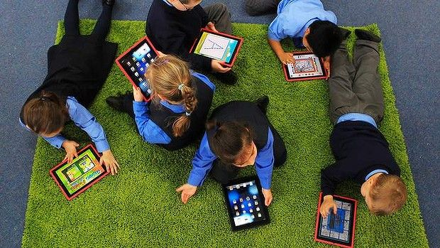 Bambini e tablet: Effetti cognitivi sulla generazione Touch